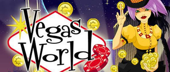 Vegas World - Win big and choose your outfit in this huge Casino Game.
