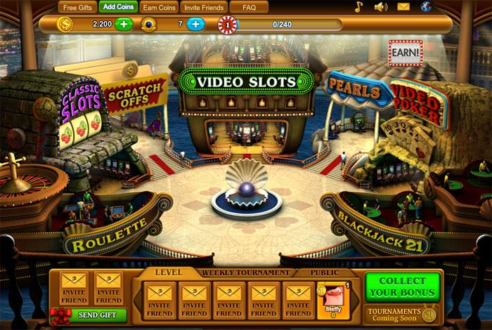 slots game online pearl casino