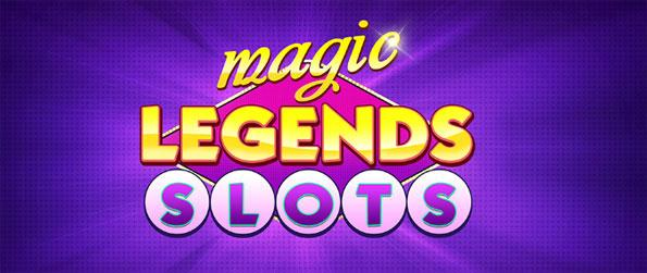 Magic Legends Slots - Win big with the magic that is Magical Legend Slots.