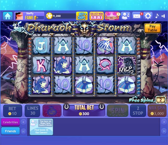 mega fame casino and slots