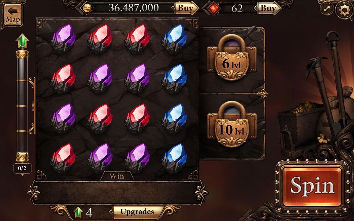 Scatter Slots - Slots & Bingo Games
