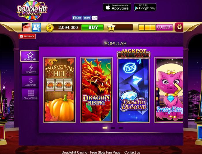 Doublehit Casino Slots Amp Bingo Games