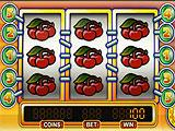 Playing Double-up on Jackpot 6000 Slot
