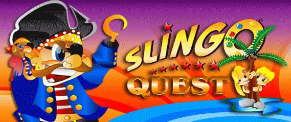 Slingo Quest - Slingo Quest brings you captivating gameplay and a plethora of games to try. More so, Slingo is a simple combination of your favorite casual games bingo and slots!