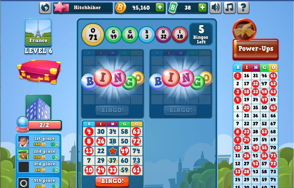 bingo slots sites
