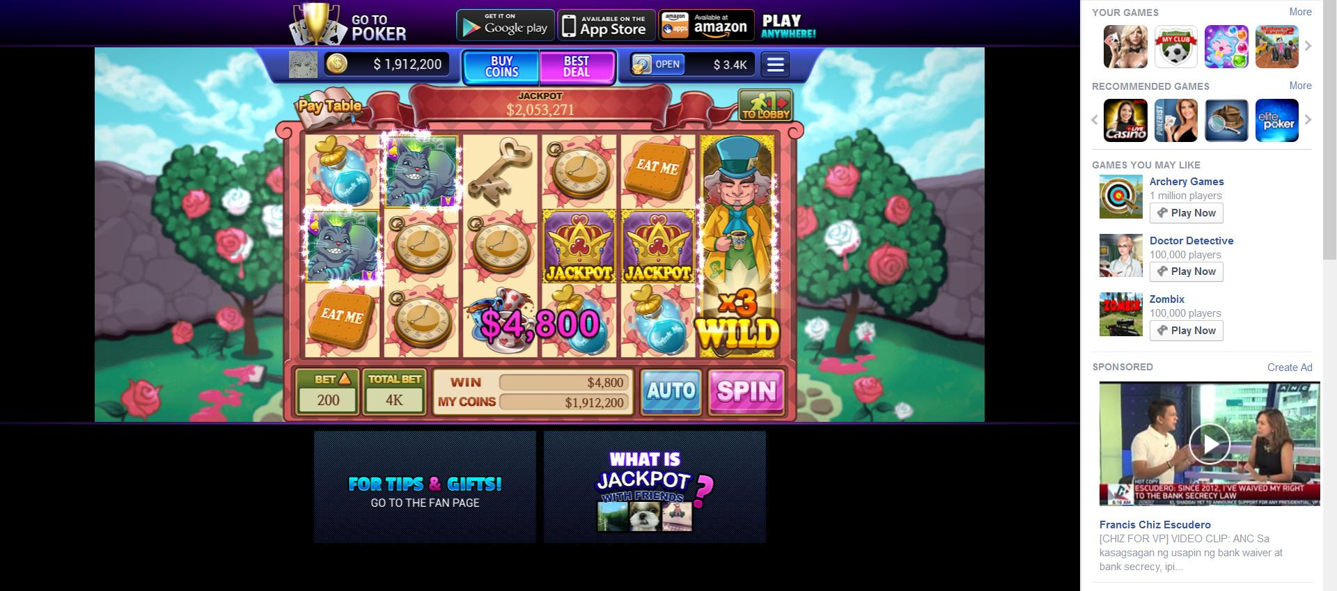 fun club casino review