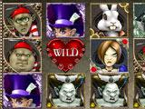 Slot Quest: Alice in Wonderland Alice Slot