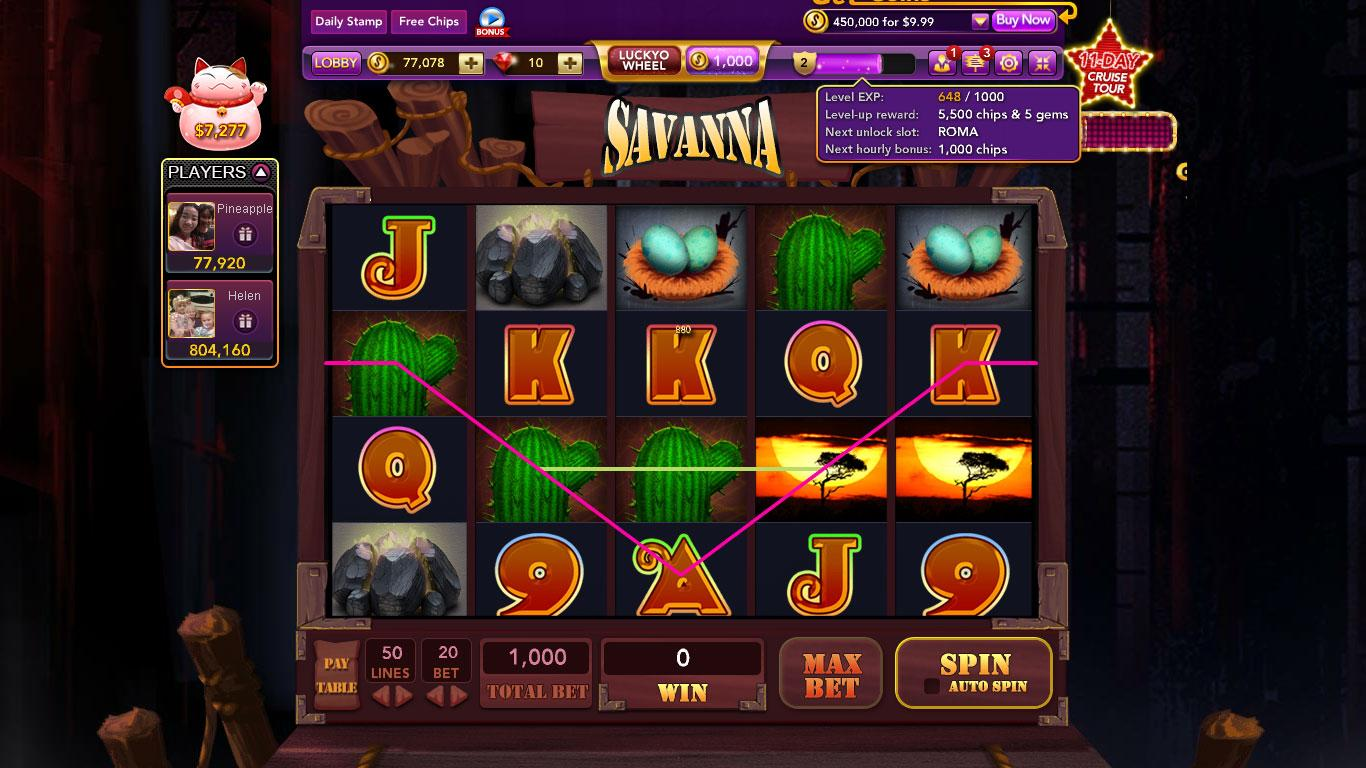 slots of fortune review