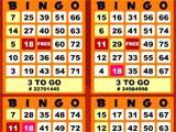 My Bingo American 75-Ball Bingo