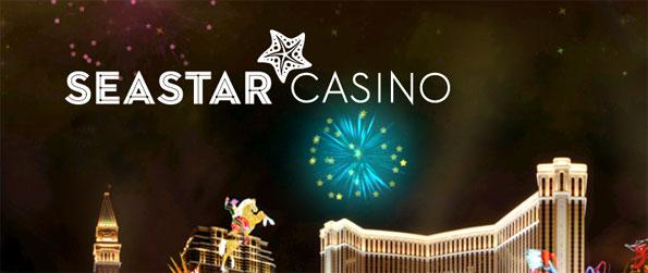 Seastar Casino - Take your pick from a wide range of Casino games to play.
