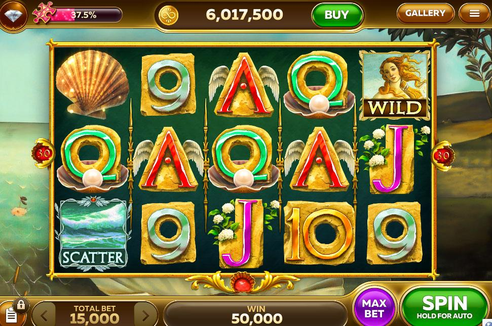 free slots machine online games