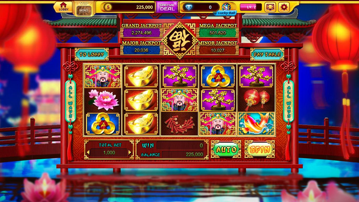 casino real games