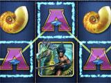 Waters of Atlantis slot machine in GrandWin Slots