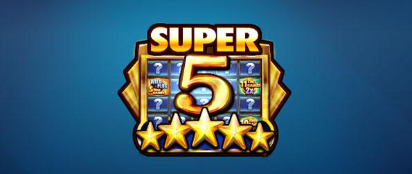 Quick 5 Real Slots - Try out your luck on a huge variety of slot machines in Quick 5 Real Slots.