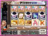 Hit The Five Casino Pinocchio Slot Machine