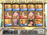 Hit The Five Casino Hera The Goddess