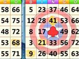 Bingo Holiday: Bonus Cards