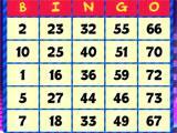 Bingo Power Game Start