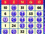 Bingo Power Waiting Card