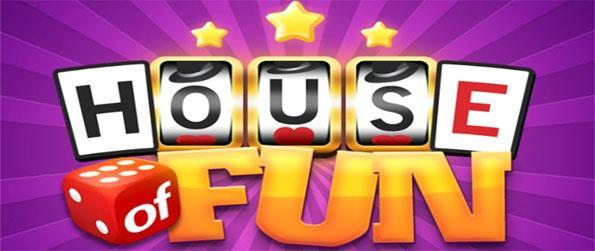 House of Fun Slots - Play one of over 40 machines, or play them all in this fabulous Facebook Slots Game.