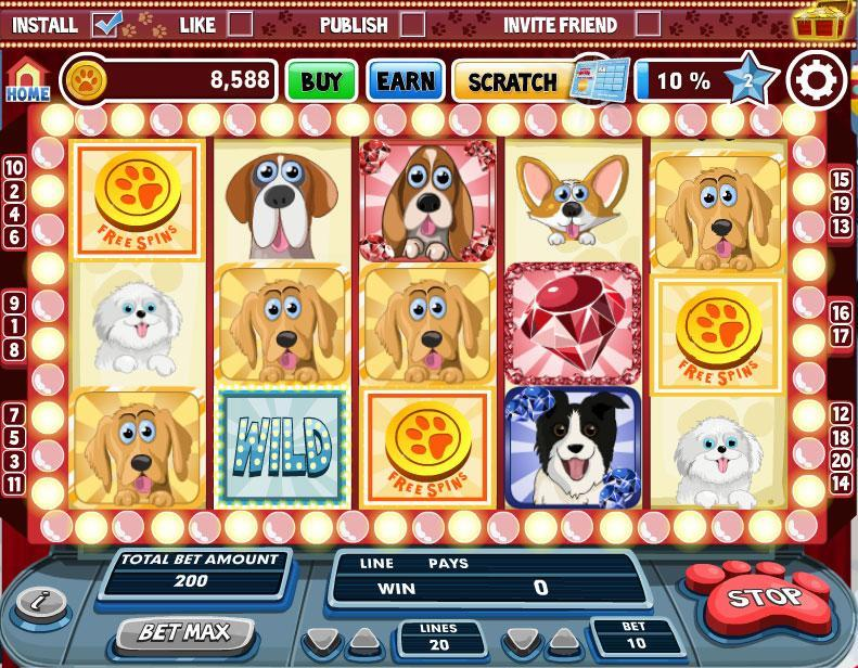 Best in slot pets : Slots togo