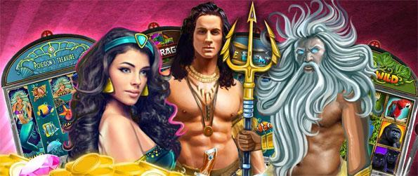 Miracle Slots & Casino - Play an amazing range of machines for big wins!