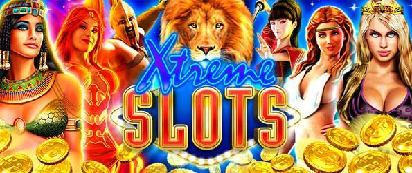 Xtreme Slots - Enjoy a huge range of fun machines, with special full bar wilds and more.