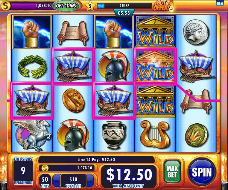 play jackpot party casino
