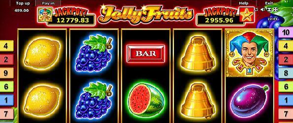Jolly Fruits Slot - Get some quality slots experience from a game that is relatively quick, simple, and best of all free with Jolly Fruits Slots in Facebook.