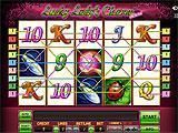 Payout Pattern in Lucky Lady's Charm Deluxe Slots