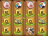 Wood Farm Theme in Gamepoint Slots