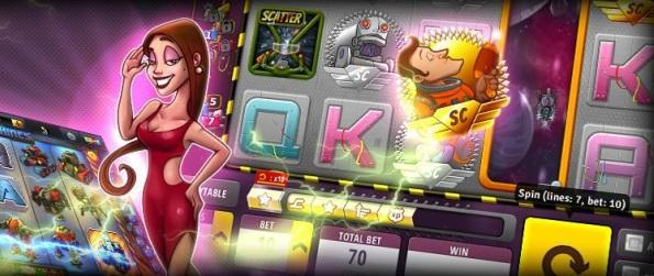 Slot In - Play An Exciting Slots Game On Facebook