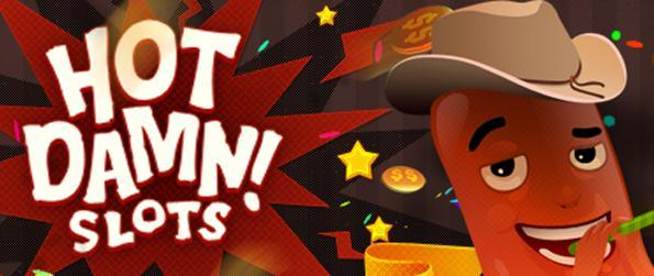 Hot Damn Slots - Take on 12 new machines in this free Facebook slots game.