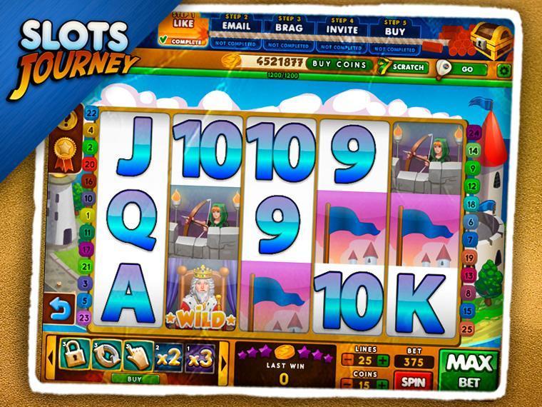 Casino Slots Journey