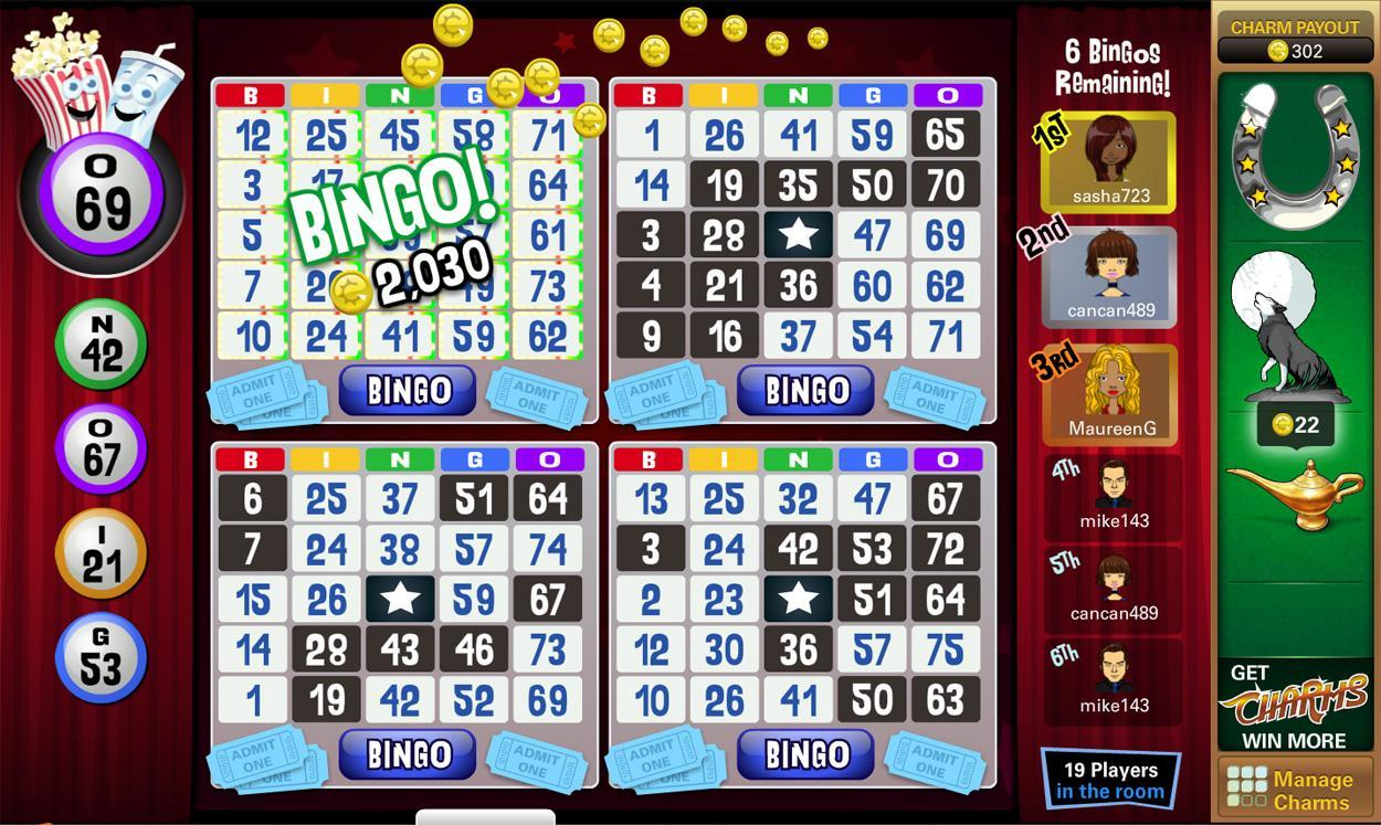 Slot words game