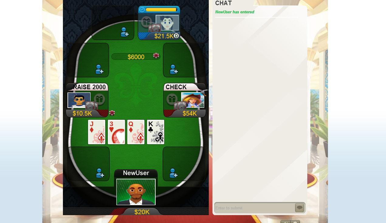 Big fish casino social casino games for Big fish casino com