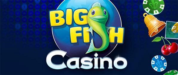 Big Fish Casino - Play Big Fish's very own online casino.