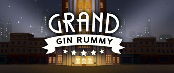 Grand Gin Rummy - Play a match of Gin Rummy with random opponents.