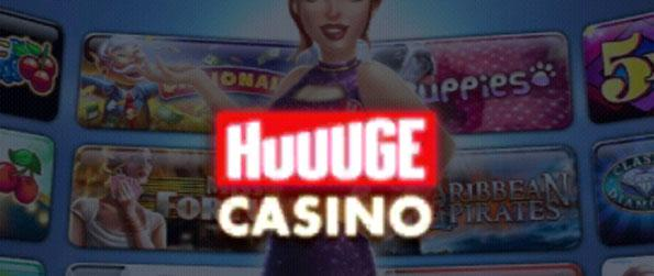 Slots Huuuge Casino - Put the fun and excitement of casino games right into your mobile device.
