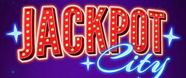 Jackpot City Slots - Play an exciting game of slots right there in your mobile device.