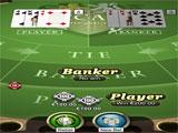 Baccarat Pro Series Player Wins