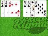 Exoty Rummy gameplay