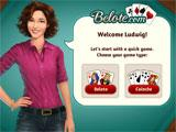 Belote.com picking a game mode