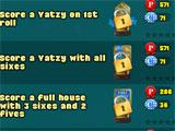 Yatzy Arena achievement screen