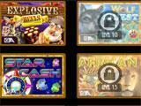 Electric Vegas Slots picking a slots machine