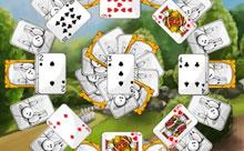 Solitaire online hry