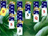 Solitaire Jack Frost: Winter Adventures Special Card