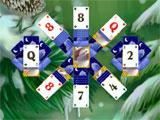 Solitaire Jack Frost: Winter Adventures Exciting Gameplay