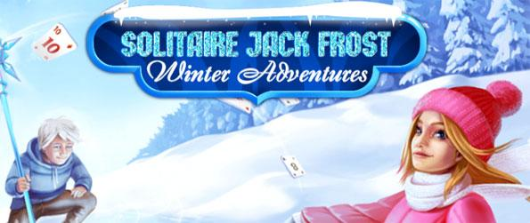 Solitaire Jack Frost: Winter Adventures - Enjoy a game of Solitaire built in the spirit of Christmas.