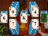 Santa's Christmas Solitaire: Game Play